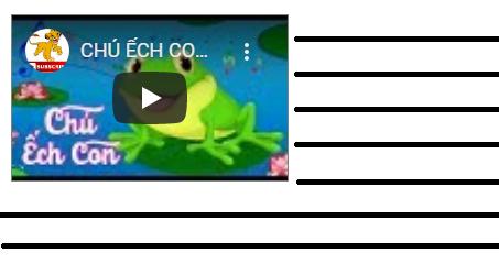 Chỉnh sửa kích thước video youtube trên website wordpress
