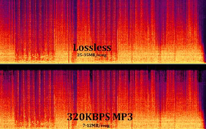 nhac 320 kbps va lossless tren zing mp3