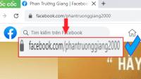 Cách thay đổi địa chỉ trang Facebook cá nhân theo ý muốn